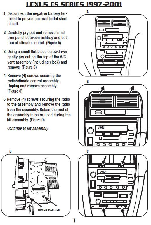 1999 lexus es300 engine diagram 35 1997 lexus es300 radio wiring diagram wiring diagram list  35 1997 lexus es300 radio wiring