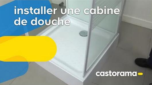 Castorama google for Cabines de douches castorama
