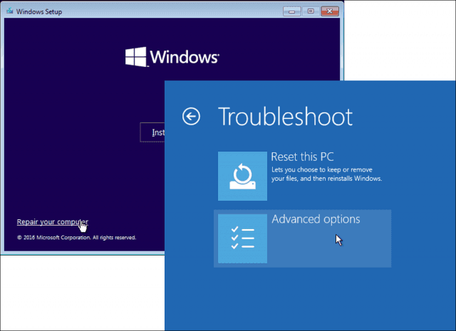 Windows 10 Won't Boot? Fix it with Startup Repair and ...