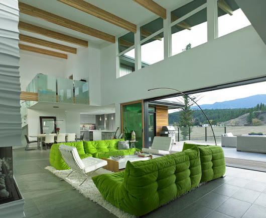 St. Patrick's Day Green: 18 Rooms That Wear It Well