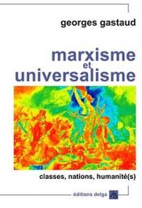 El marxismo-Universalismo Gastaud 580x850