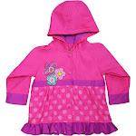 Western Chief Kids Flower Cutie Rain Coat - Pink 3T