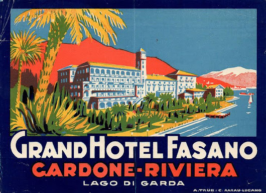5 Things Modern Hotel Marketers Can Learn From Vintage Travel Posters | Tambourine