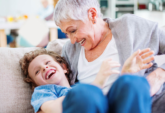 Child Care Within Senior Living: Intergenerational Communities
