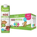Orgain Kids Nutritional Protein Shake 8 fl oz, 24-count