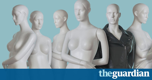 Shopping at size 24: 'The sales assistant shakes her head at me' | Fashion | The Guardian