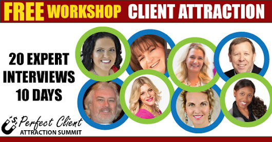 What would it be like if you could easily ATTRACT MORE CLIENTS?
