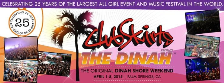 Club Skirts presents The Dinah!