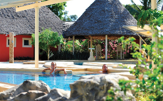Mvua African Rain SPA Kenya Hotel - Diamonds Dream Of Africa