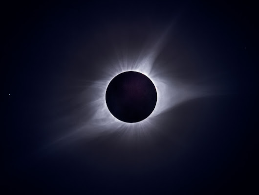 How to Photograph Corona During Total Solar Eclipse – Snowforest