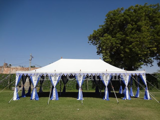 Majestic Luxury Tents – Raj Tent