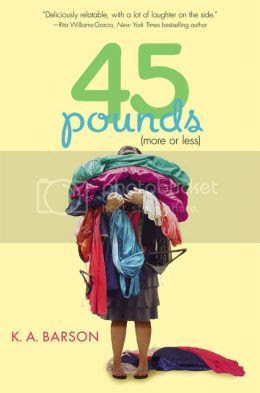 45 Pounds More or Less Cover