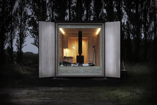 The Architecture of Tiny Houses
