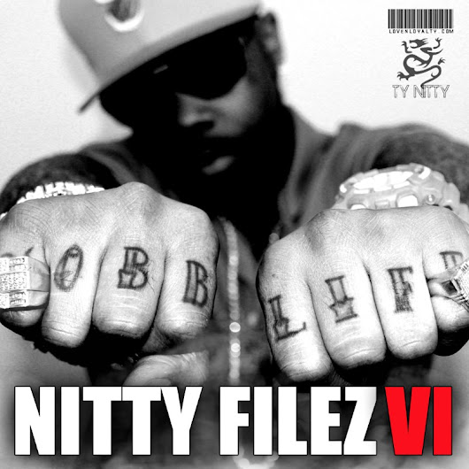 Ty Nitty – Nitty Filez 6 Is Officially On iTunes.