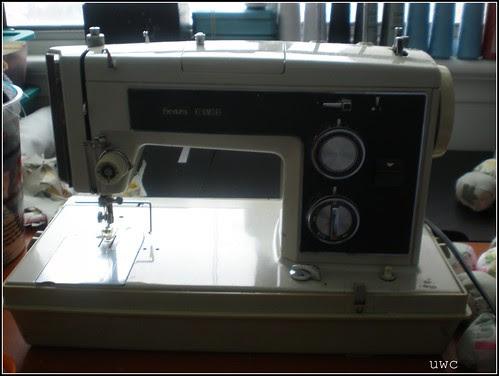 Kenmore Model 1757 Zig Zag Sewing Machine