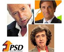 Candidatos PPD/PSD