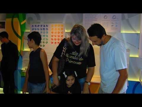 Museu Olímpico visita Campo Grande