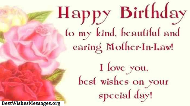100 Happy Birthday Wishes Messages Quotes For Mother In Law