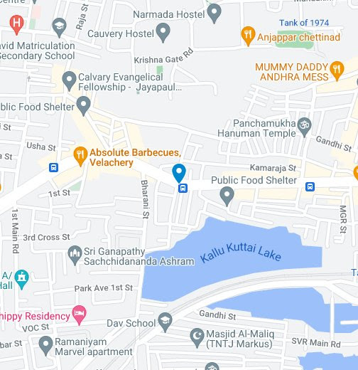 chennai furniture – Google My Maps