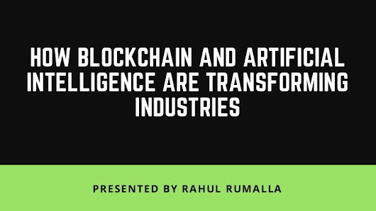 Paperchain - How Blockchain and Artificial Intelligence are Transform…