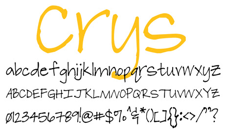 click to download Crys