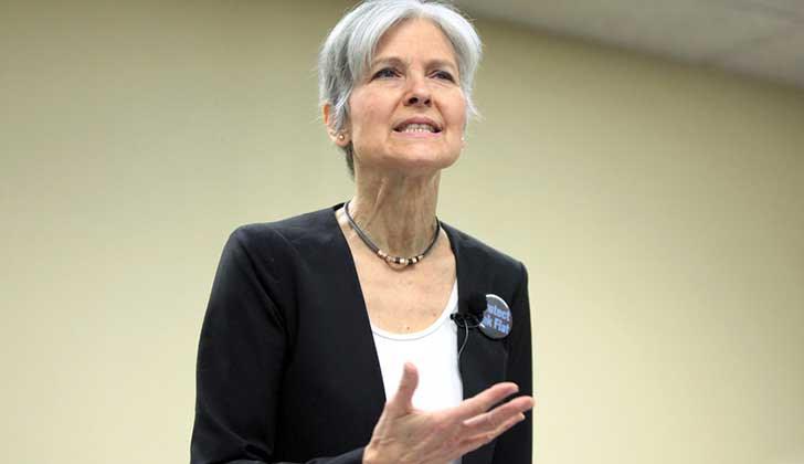"""Jill Stein: """"EE.UU. va elegir entre una reina de la corrupción y un protofascista"""". Foto: Flickr"""
