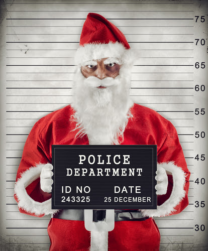 A Must Read: Bail Bondsman Tips for Staying off the Naughty List in 2017