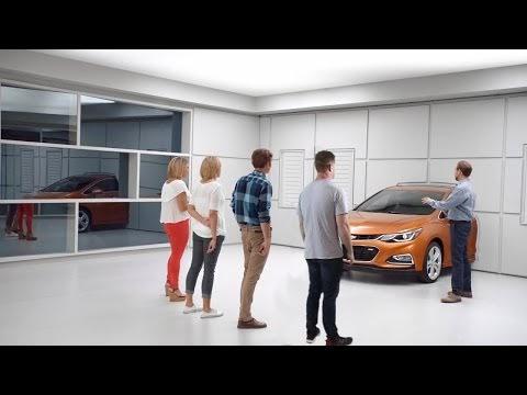 Si 'Gente Real' anuncios reales: Chevy Cruze Hatch