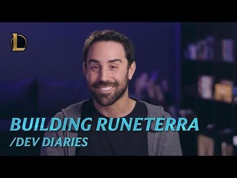 #Gaming #Gamer #Game Building Runeterra | /dev diary - League of Legends ─ League of Legends