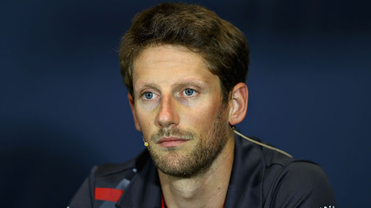 Grosjean: People exaggerating poor form