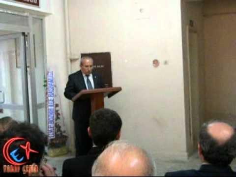 Bozkır Tapu Müdürü İsmail ATAKAN'ın Takbis Açılış Konuşması