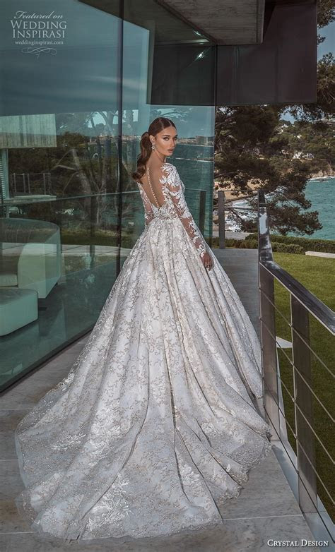 Crystal Design 2019 Wedding Dresses ? ?The Icon? Bridal