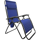 Caravan Sports Infinity Big Boy Zero Gravity Chair Blue