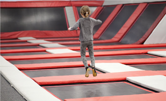 Why trampoline parks keep getting sued - AvvoStories