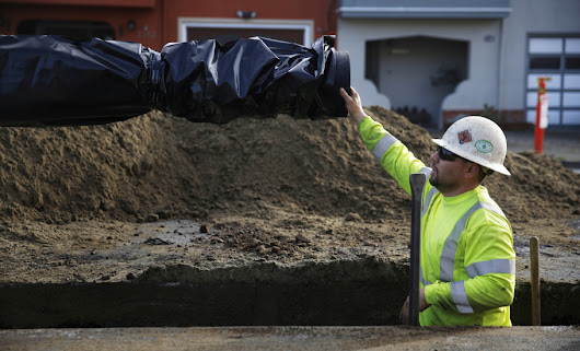 California drought: S.F. wants to add groundwater to tap