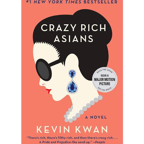 Crazy Rich Asians Trilogy: Crazy rich Asians [Book]