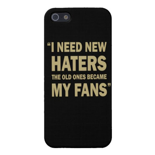 Haters Will Hate Case For iPhone SE/5/5s