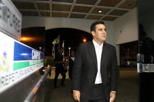 Resultado de imagem para prefeito rafael diniz