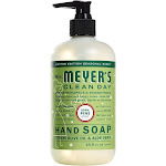 Mrs Meyers Clean Day Hand Soap, Iowa Pine Scent - 12.5 fl oz