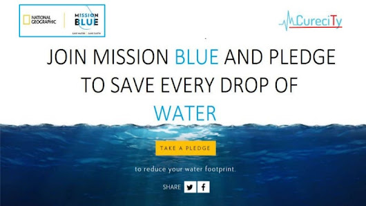 Save water-save earth-save life-net geo-mission blue-curecity.in