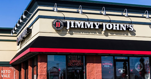 Jimmy John's Low Carb Options: What to Eat and Avoid | Keto Vale