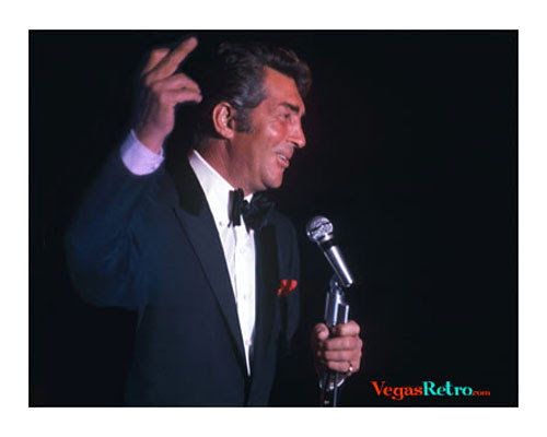 Dean Martin at the Desert Inn 1970