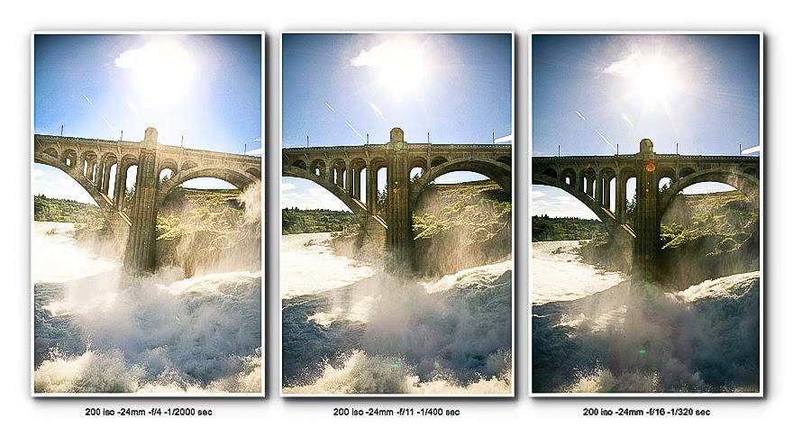 bridge flare