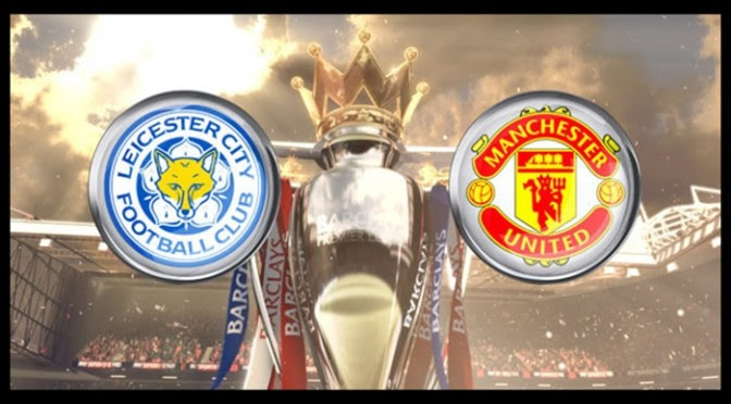 Image result for LEICESTER VS MANCHESTER UNITED