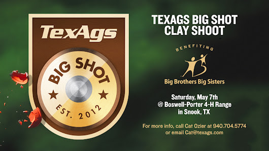 TexAgs Big Shot Clay Shoot: Save the Date | TexAgs