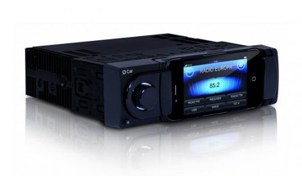 New Car Stereo Fully Controlled With Your iPhone!