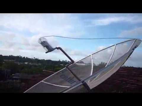 Apontar Para Satélite StarOne C3 (antena telada da banda c) - 28/12/2016