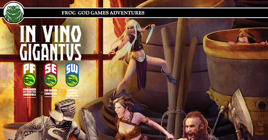 In Vino Gigantus: A Fantasy RPG Adventure