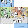 Itchy Feet: the Travel and Language Comic: High Culture