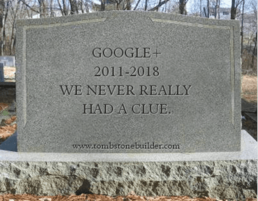 Three lessons all new businesses can learn from the Google+ failure | Schaefer Marketing Solutions: We Help Businesses {grow}